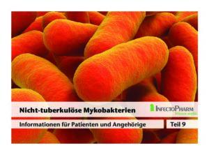 Муковисцидоз - нетуберкулезные микобактерии (руководство для пациентов в Германии)